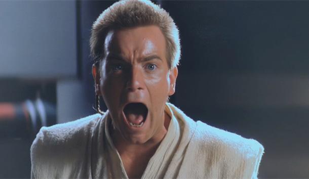 Obi-Wan Kenobi Qui-Gon Jinn Death - Ewan McGregor