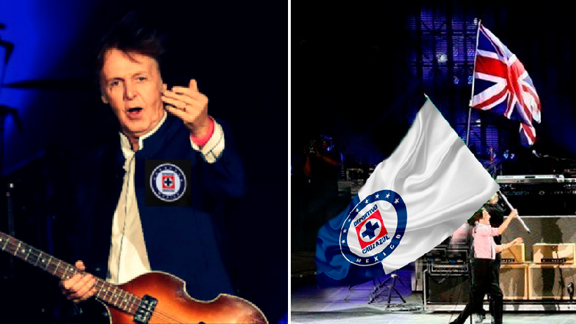 Paul Mccartney inaugurará estadio del Cruz Azul.