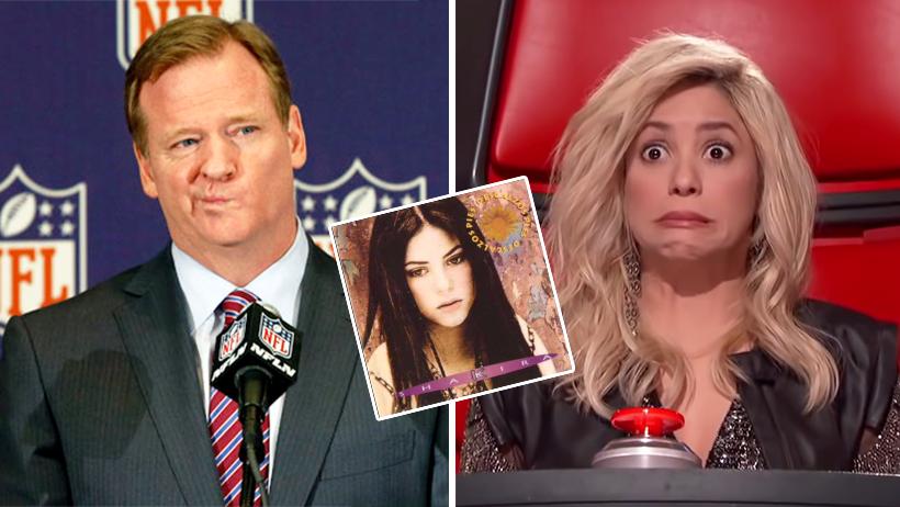 Shakira Super Bowl Antología NFL Demanda