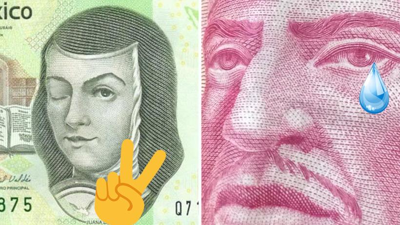Justicia al fin: Sor Juana regresa a los billetes nuevos y le dice adiós a Nezahualcóyotl