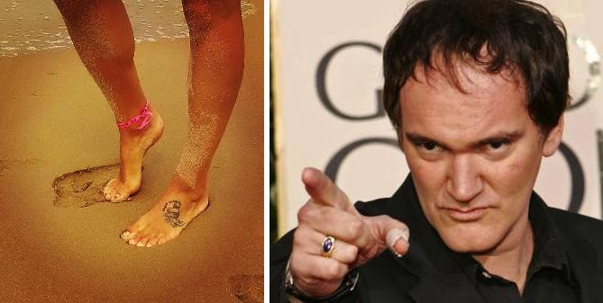 Personas que publiquen fotos de sus patas en la playa audicionarán en la próxima peli de Tarantino