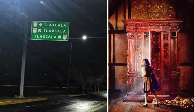 Astrofísicos revelan que una vez entrando a Tlaxcala, no hay manera de salir