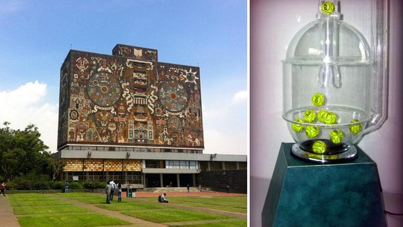UNAM aprueba nueva modalidad de titulación por medio de rifa