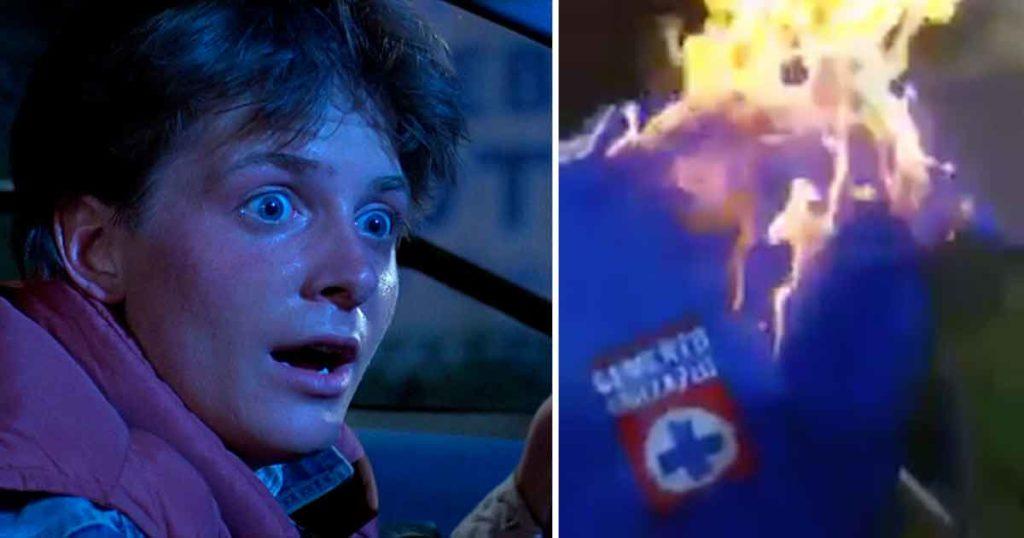 Venimos del futuro para avisarles que en tres semanas fans del Cruz Azul quemarán sus jerseys