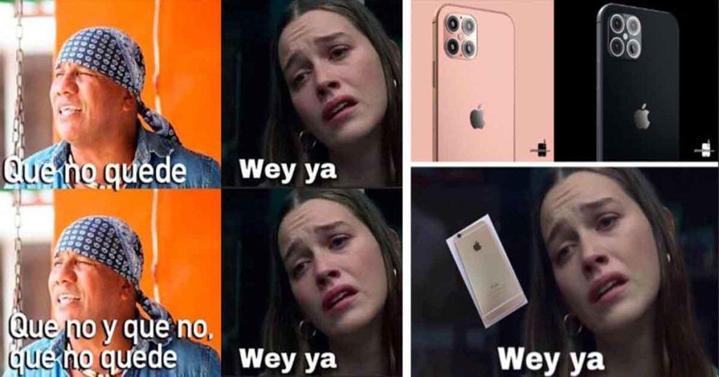 Wey ya… vamos a abandonar el más reciente mame con estos 13 memes