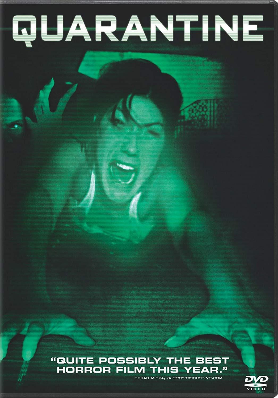 Cuarentena Poster