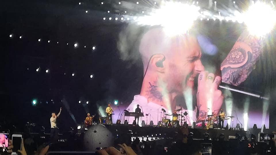 Maroon 5 Mexico Foro Sol 2020