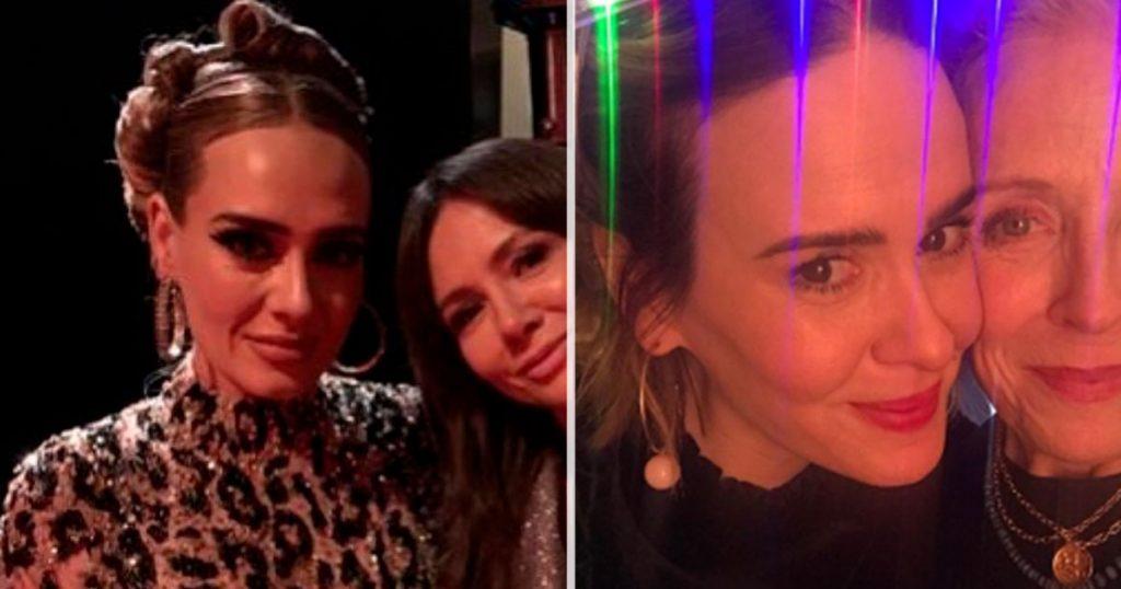 Medios apuntan a que Sarah Paulson reemplaza a Adele mientras está de vacaciones