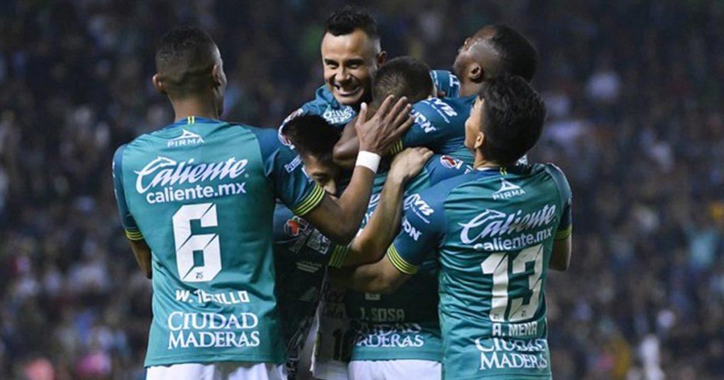 Atletico de san luis vs leon liga mx