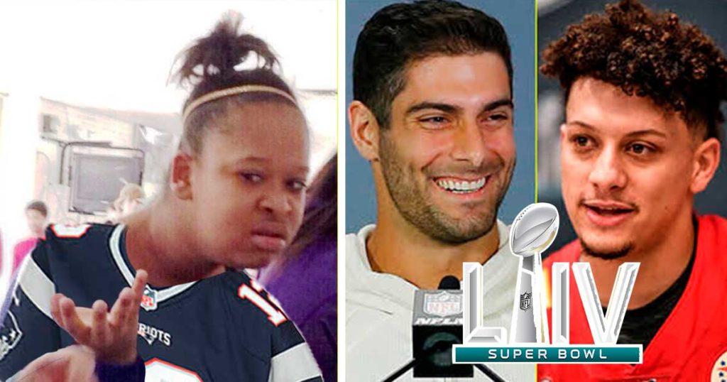 Fanática de toda la vida de la NFL pregunta dónde está Tom Brady