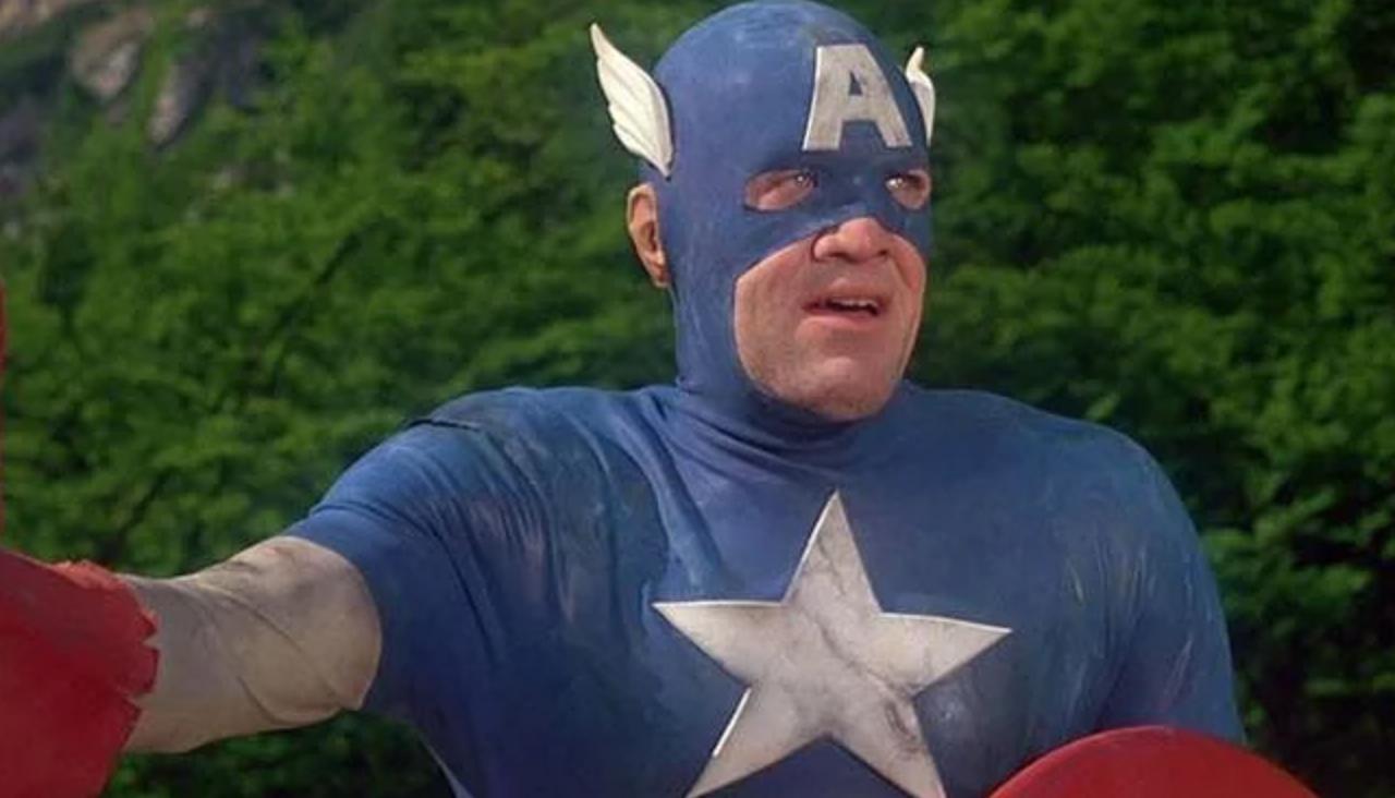 Captain America B Movie