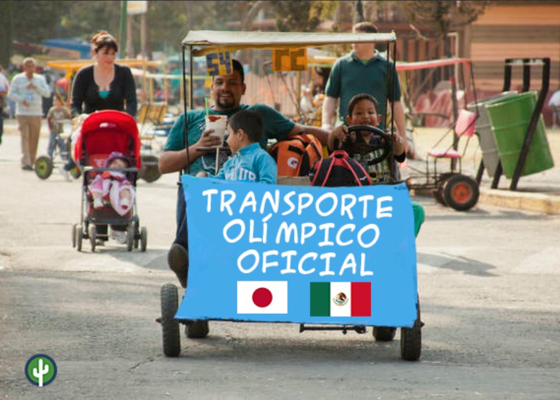 Transporte Olímpico Oficial