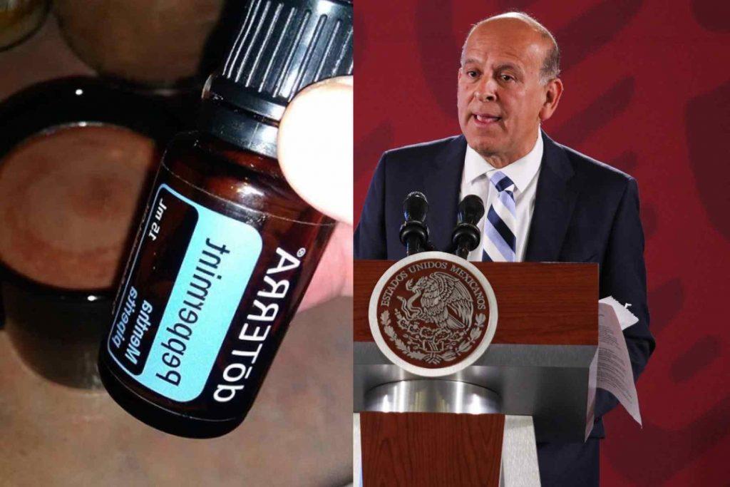 INSABI compra cargamento de doTERRA por si llega el Crucero con Coronavirus a México