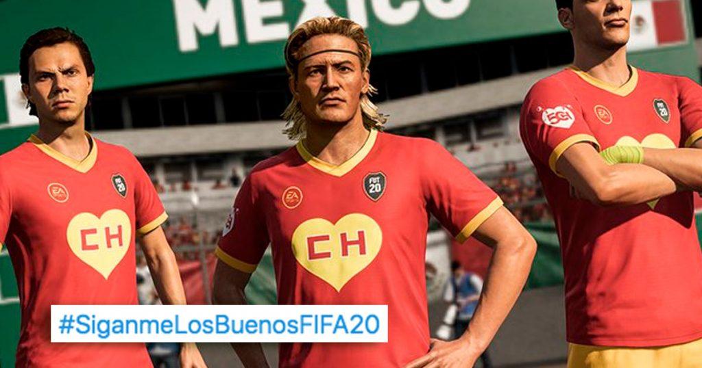 Síganme los buenos nivel: ya puedes elegir en FIFA el uniforme del Chapulín Colorado