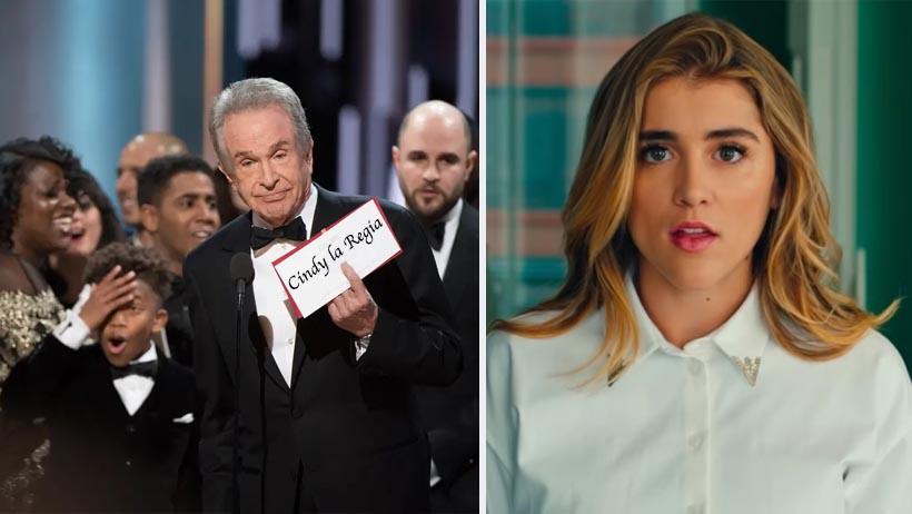 Cindy la Regia ganadora de Oscar a Mejor Película