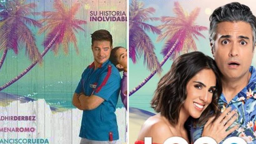 Flojera godín nivel: diseñador de comedias románticas repite filtro en posters