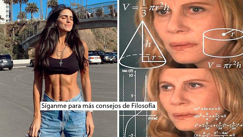 Cover Bárbara de Regil Filosofía Instagram