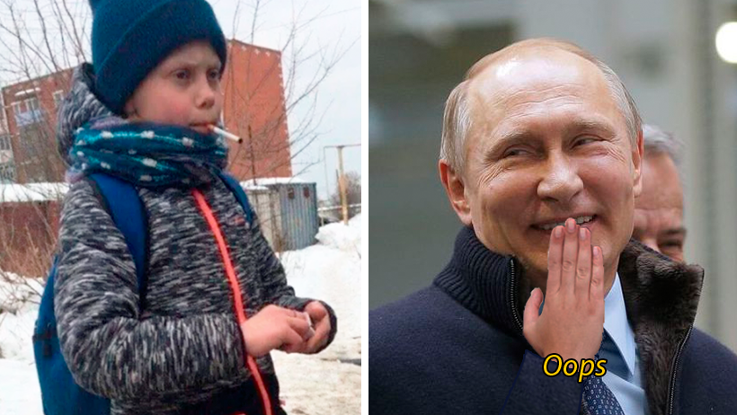 Cover Greta Thunberg Rusia Medio Ambiente