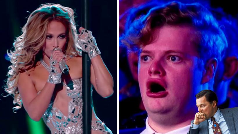 Cover Jennifer Lopez Pole Dance Super Bowl