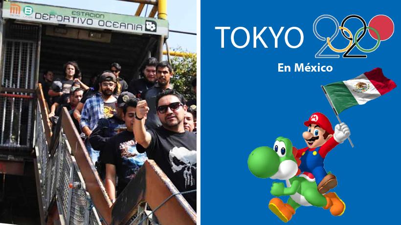 Cover Olimpiadas Tokio 2020 Mexico Deportivo Oceanía