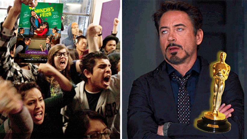 Cover Robert Downey Jr Oscar Avengers Endgame No Manches Frida