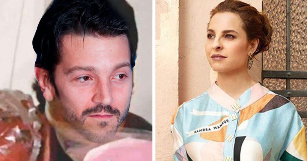 Ahmaigá, Diego Luna ya dijo si pasará el 14 de febrero o no con Marina de Tavira