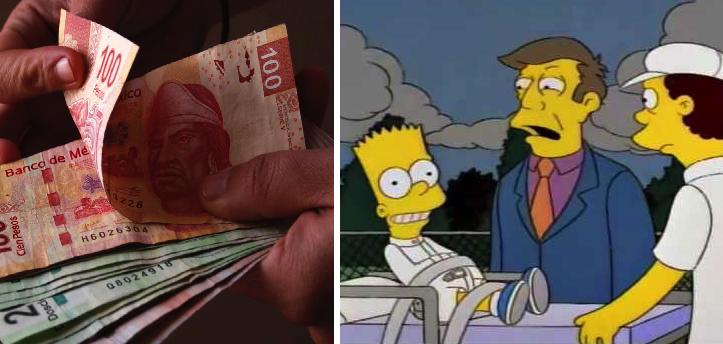 Personas que guarden los billetes en orden serán internados en psiquiátricos