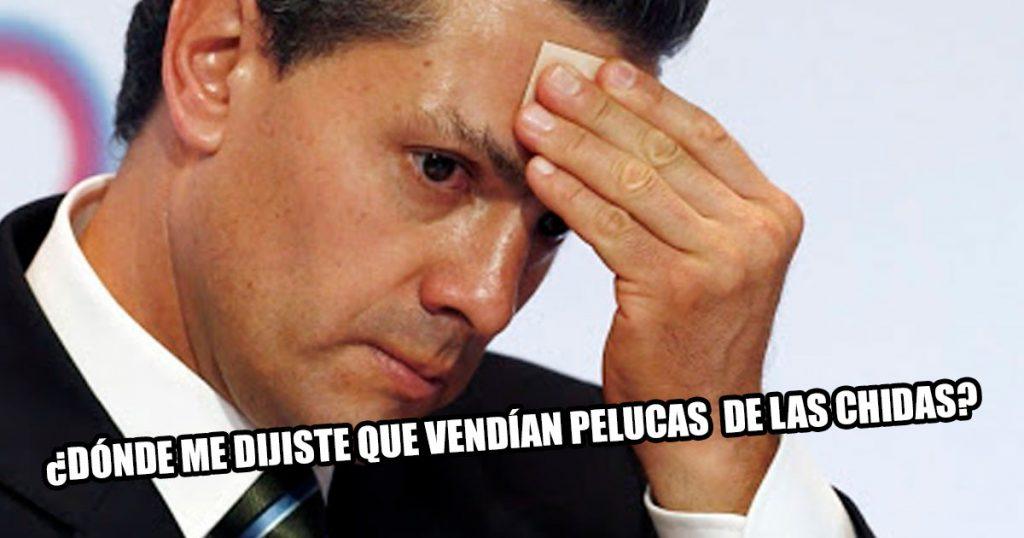 9 reacciones que tuvo Peña Nieto al enterarse que lo están investigando