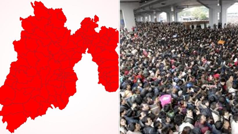 Para el 2030, el Estado de México habrá abarcado todo el país