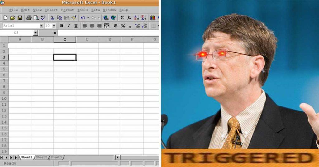 Microsoft cancela inversión millonaria en México al enterarse que sigues sin entenderle al Excel