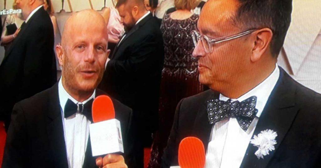 Incrementan 2 mil % suscriptores de cable tras ver a Facundo en los Óscares