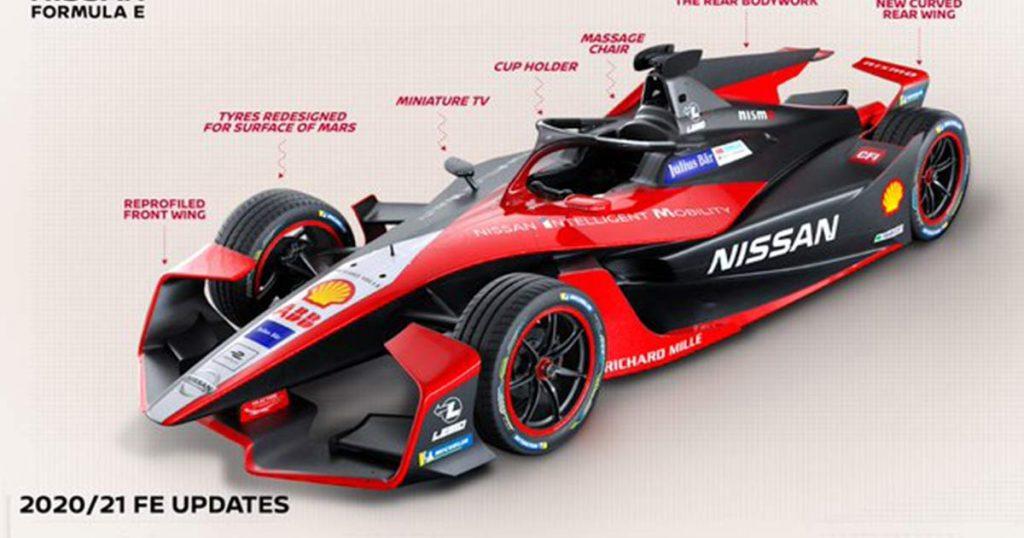 Fórmula E se presenta este sábado
