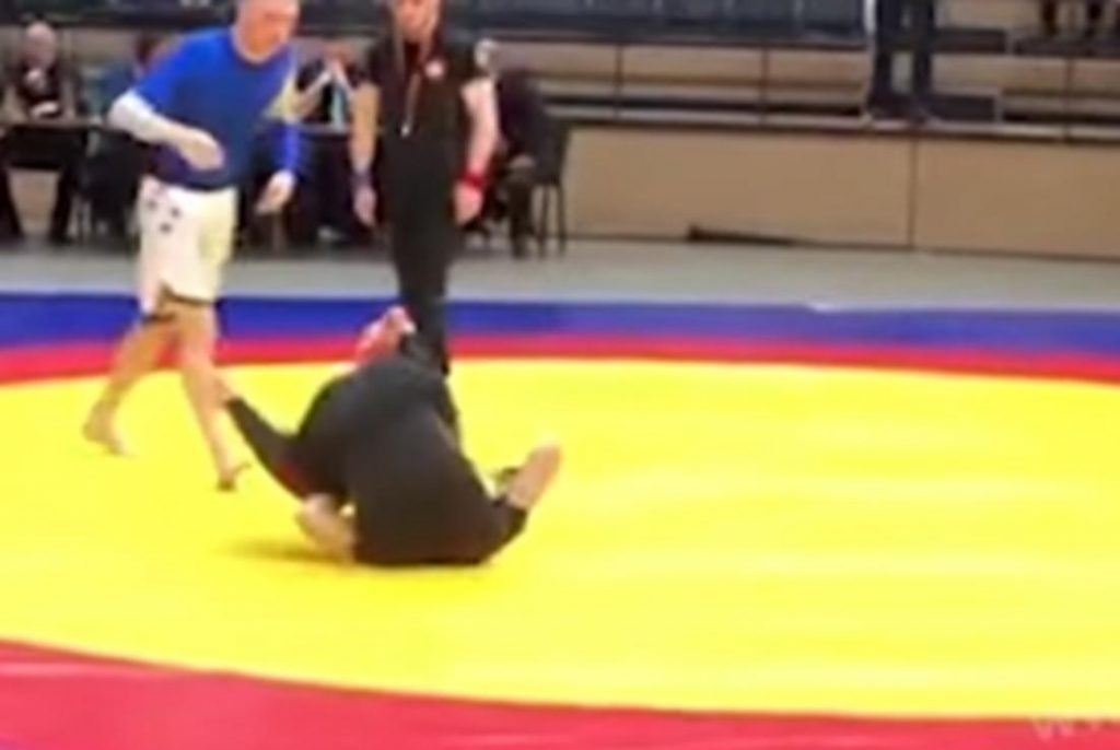 Luchador Ruso