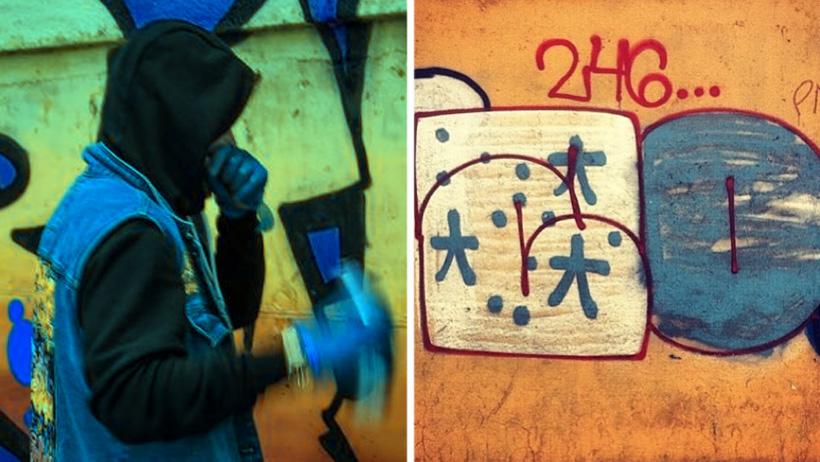 Grafiteros son mejores cuando van y se rayan la cola, afirman expertos