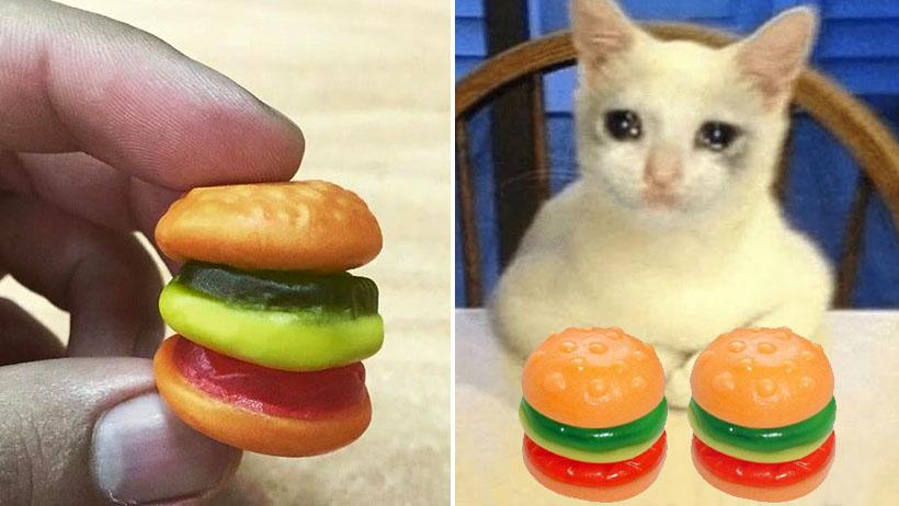 Niños de antes eran más felices porque comían hamburguesas de gomita: estudio