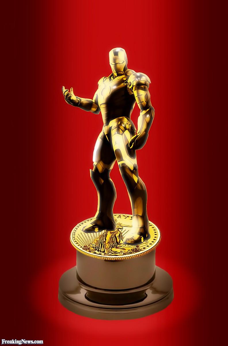 Iron Man Oscar
