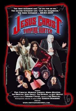 Jesucristo Cazador de Vampiros