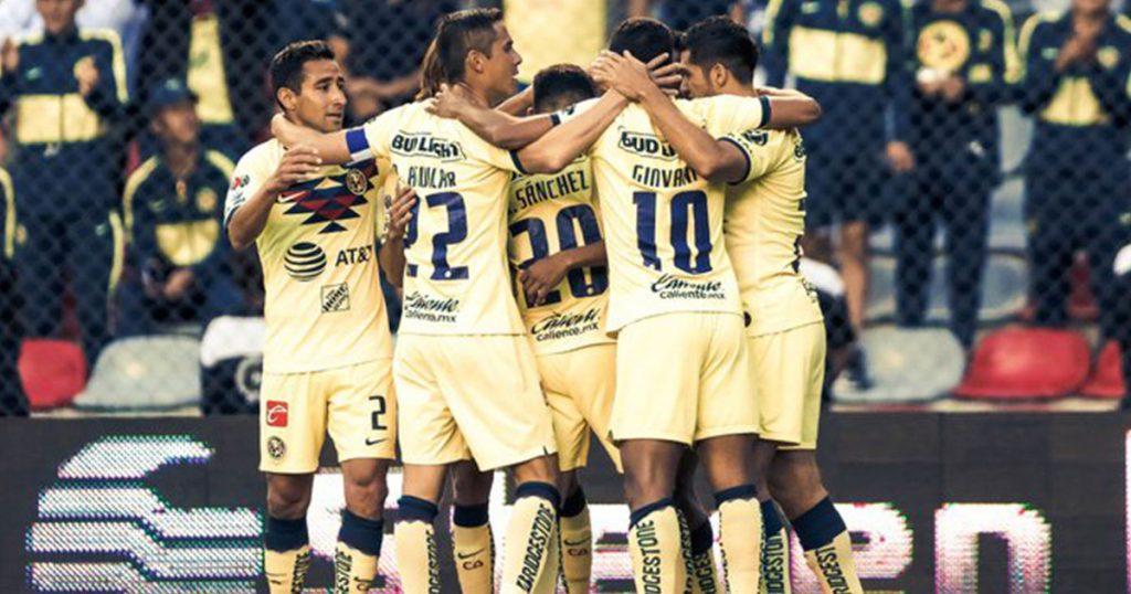 Tabla general al momento, Liga MX