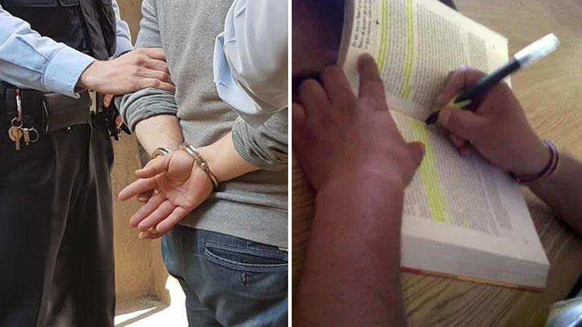 Darán tres años de cárcel a personas que rayen los libros de la biblioteca