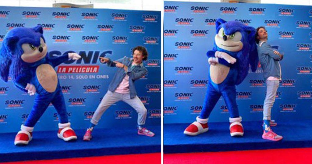 Luisito Comunica es la voz de Sonic