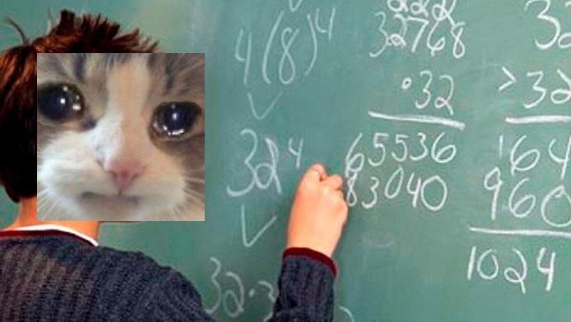 Las matemáticas fueron creadas para humillar a los humanos, afirman historiadores