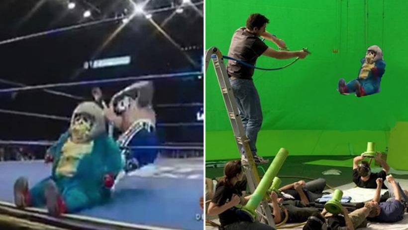 10 momentos que fueron creados en CGI y no lo sabías