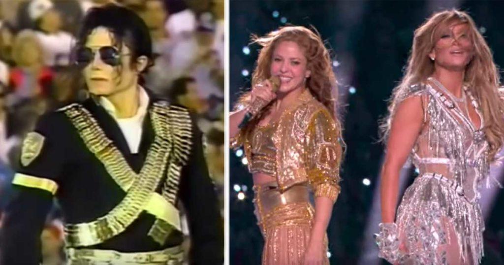 Estudio confirma que los dos minutos de Michael Jackson quieto fueron mejor que Shakira y J.Lo en el Super Bowl