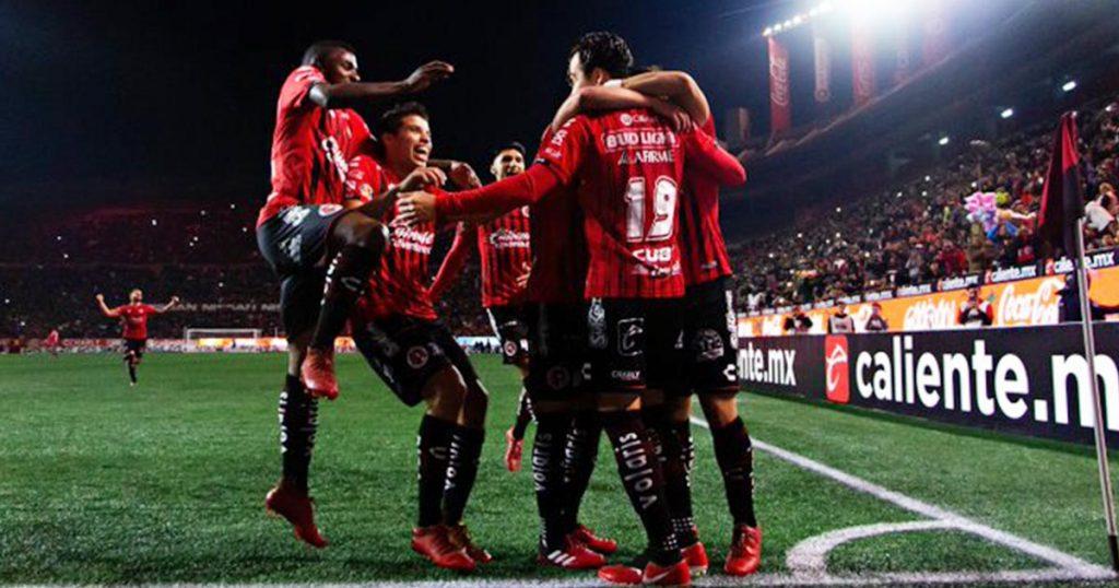 Morelia vs Tijuana en el viernes botanero
