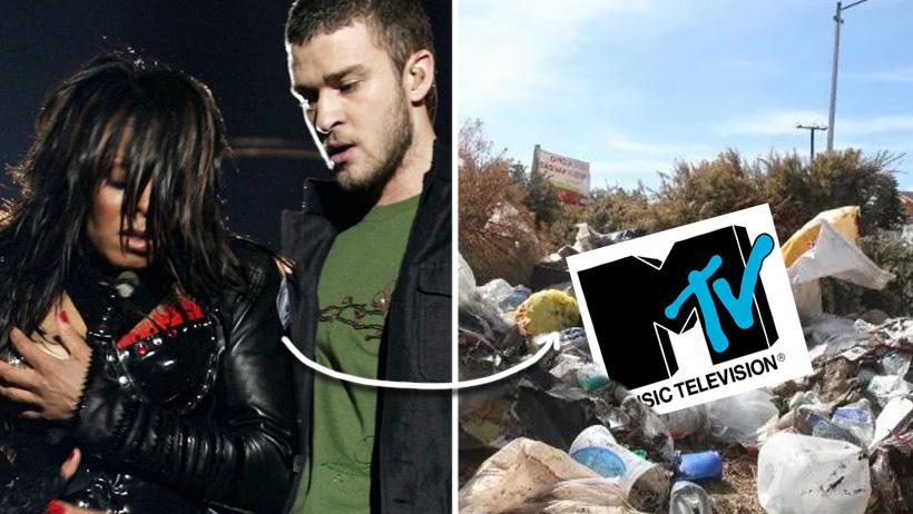 Esta es la triste historia de MTV y por qué un pezón los llevó a la ruina