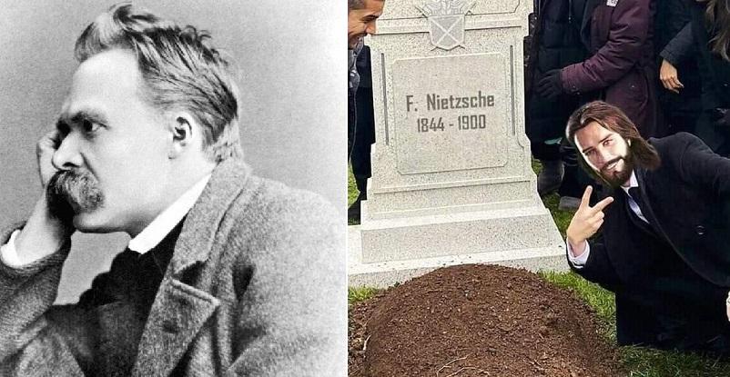 Dios celebrará en el cielo aniversario de la muerte de Nietzsche