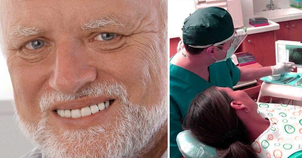 La persona que me hace sonreír todos los días también podrá celebrar el Día del Odontólogo