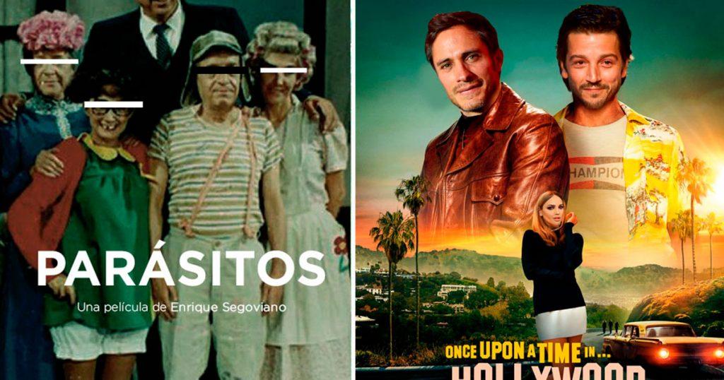 Así serían las 9 nominadas al Óscar si fueran películas mexicanas