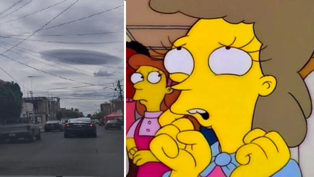 ¿Qué tan rancho es Aguascalientes? Pues creen ver cosas en el cielo cuando se nubla