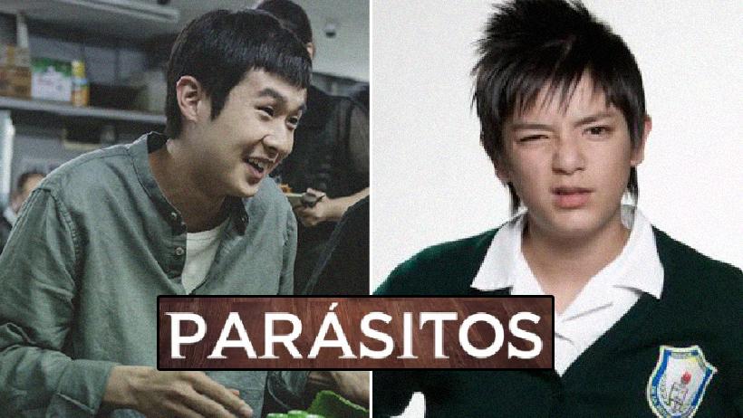 Actores de la versión mexicana de Parásitos.